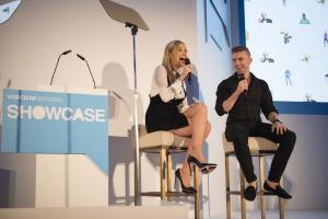 event photography: Viacom showcase Milan