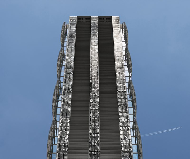 allianz tower building photography
