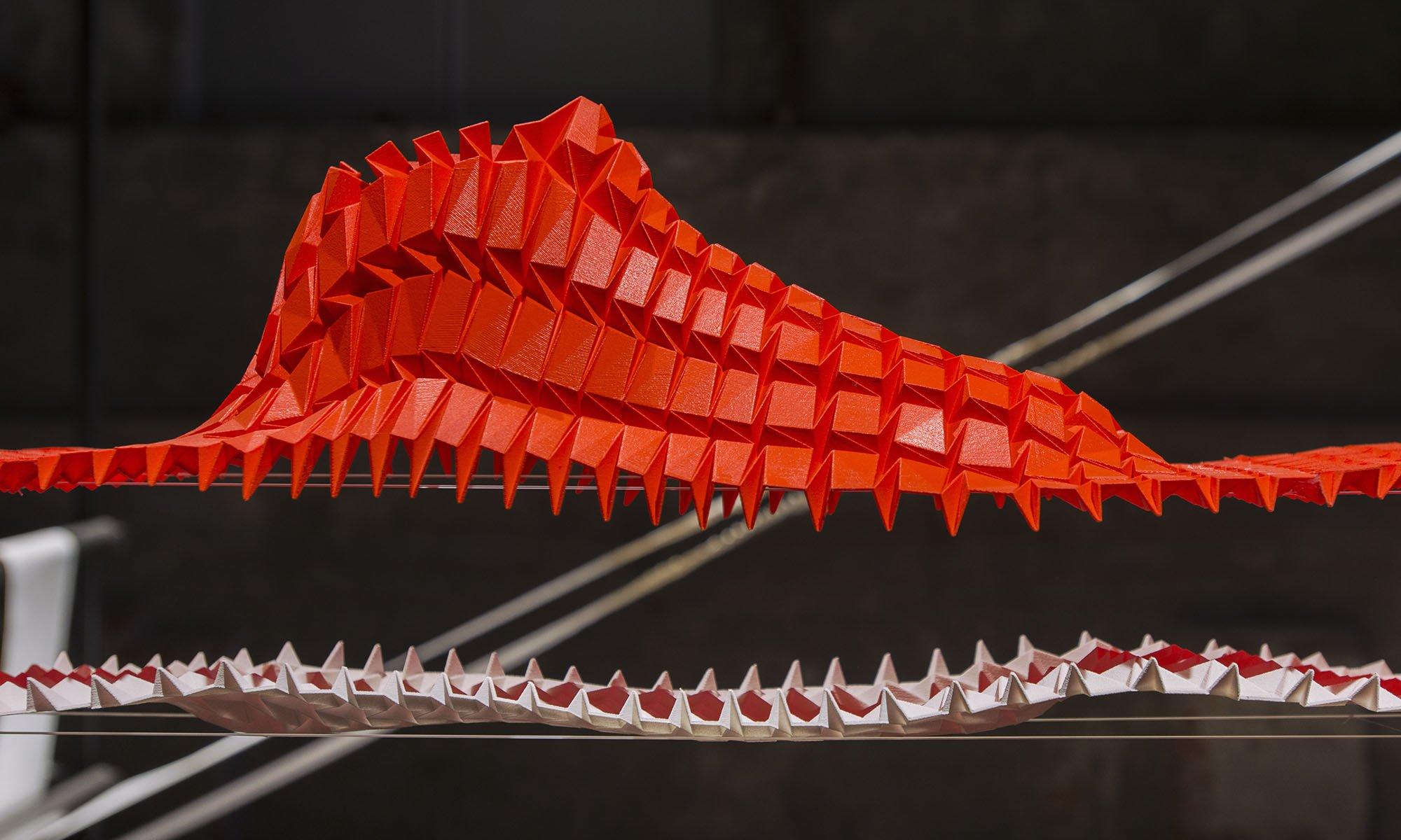 Exhibit Photographer: Nike at Milan Design Week