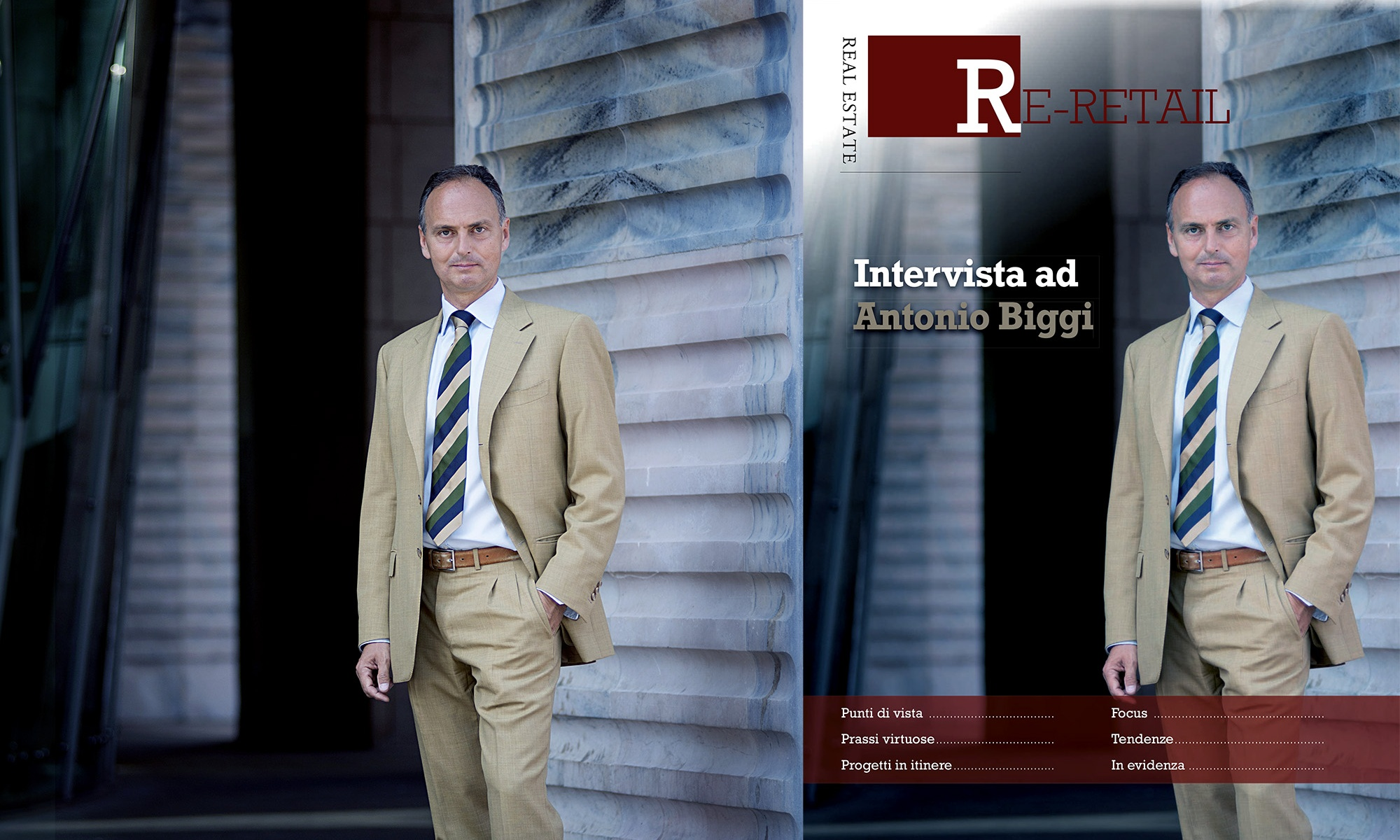 Corporate Portrait Photographer Milano