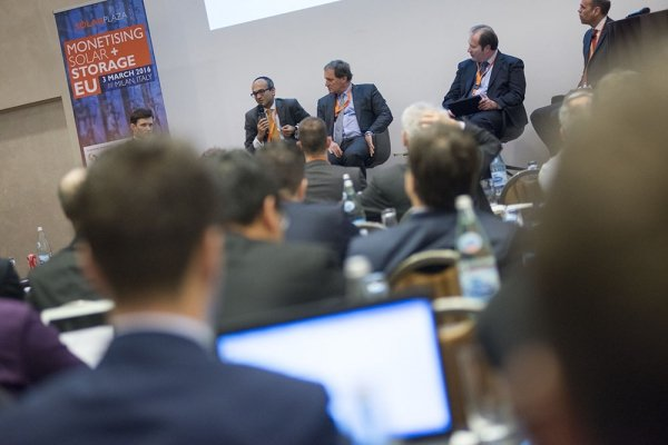 milan corporate event photographer Solar PV Industry conference