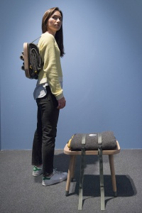 Wearable Workspace, Mafia Bags, Photographer Lorenza Mercuri